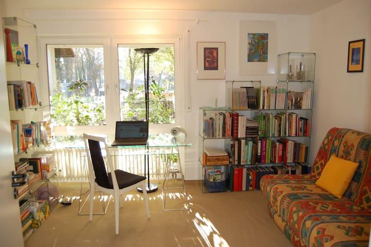 Gästezimmer Terrassen/Gartenseite