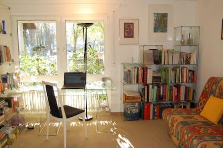 Modernes Zimmer mit Dusche+ WLAN in zentraler Lage - Schwebheim