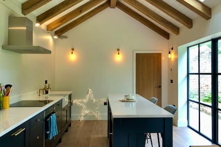 The Barn at Bradstone House (WiFi and Smart TV)
