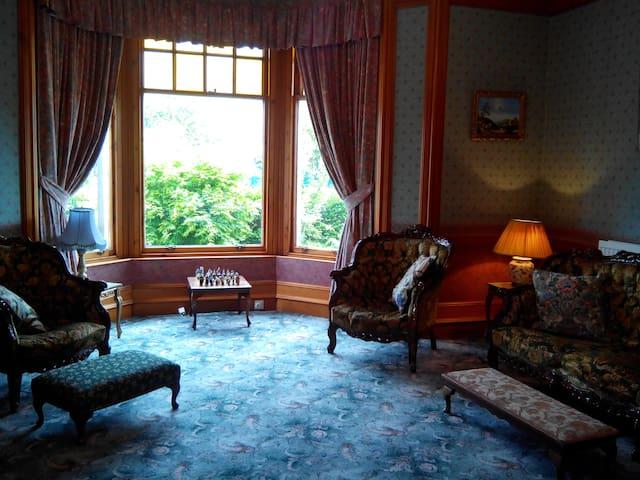 Prestigious 5BD Victorian house. - Huntly - 一軒家
