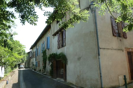 Lovely maison de ville South France - Brens - บ้าน