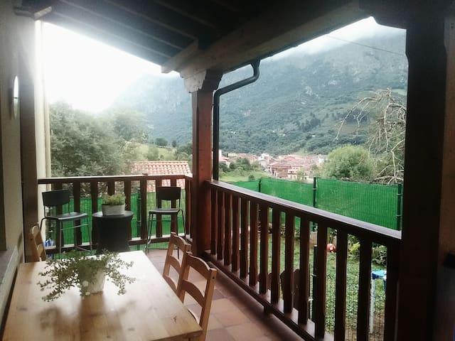 Picos de Europa,  Covadonga, Ruta del Cares
