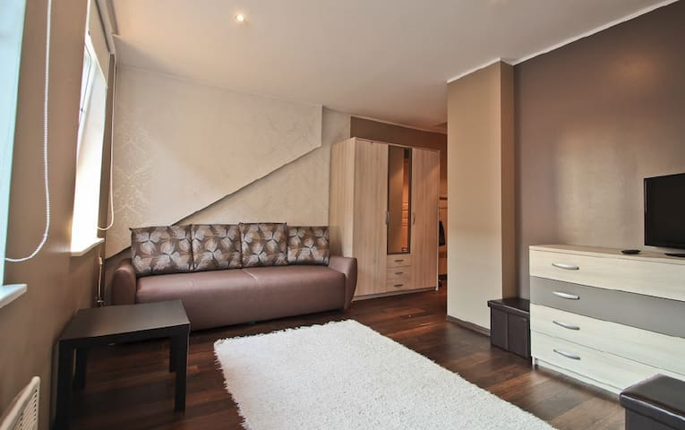 Cosy apartment in Tallinn city center - Tallinn - Apartment
