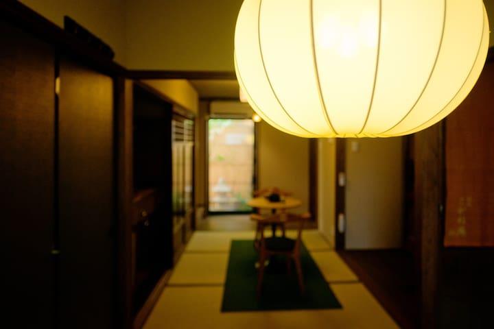 Cozy Machiya in Shijo - Kyōto-shi - House
