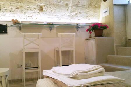 Le Case Di Stano - nei Sassi - Matera