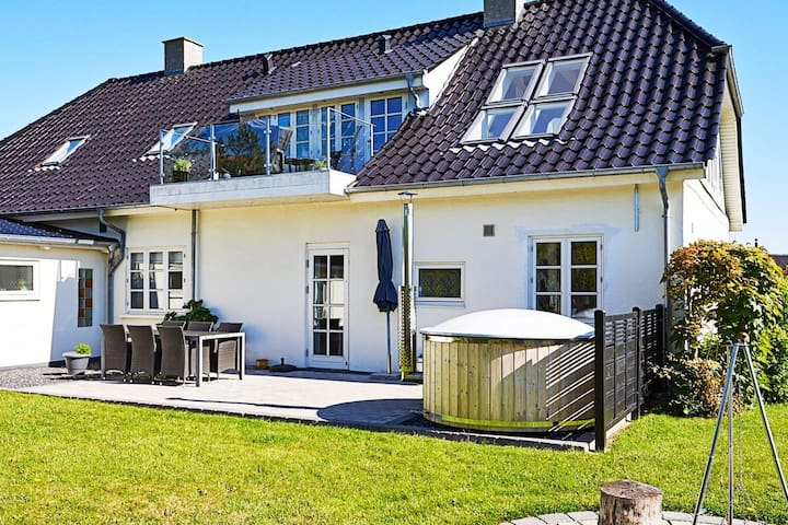 Modern Holiday Home in Jutland with Private Whirlpool