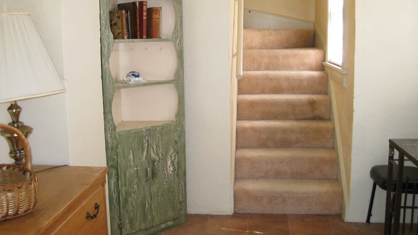 private entryway