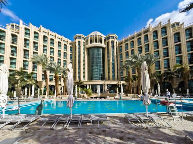 Suite Hilton Eilat 1