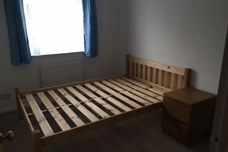 Bedroom available in quiet house