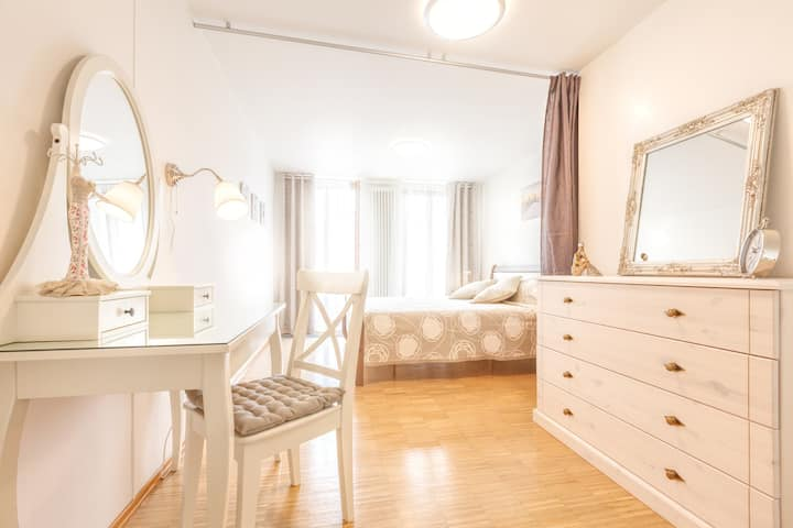 Duplex apartment in city center