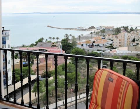 Apartamento a 500 m. de la playa, WiFi, TVSatélite