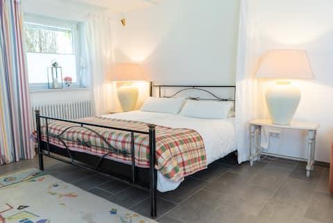 Confortable pis d'1 habitació de 50 m2