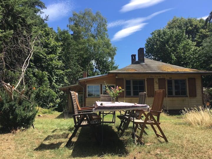 Home Office, Natur & Ruhe im brandenburg. Seenland