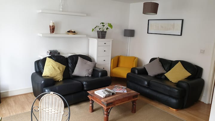 2bed 2bath in Central London