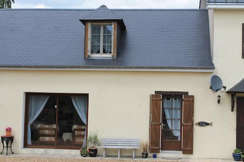 Le Verger is newly renovated Gite with Shared Pool