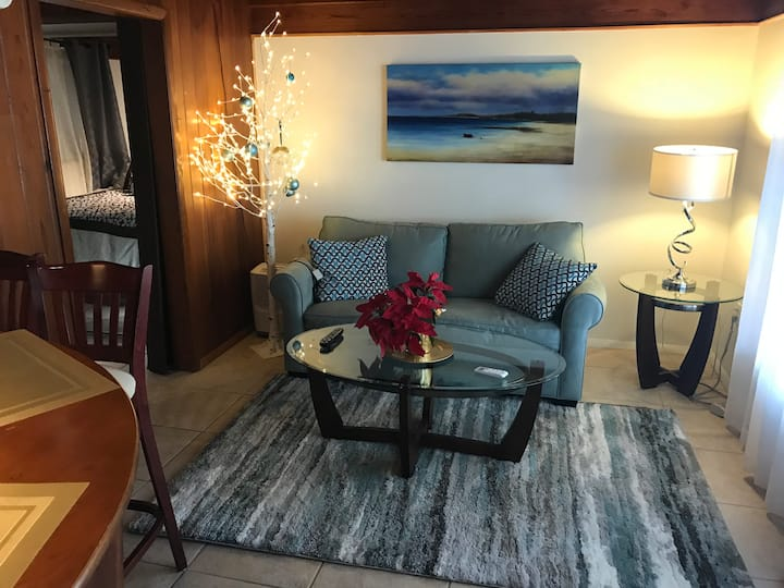 Venice Island. Cosy apartment 5 min from the beach
