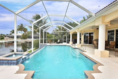 Traumvilla Louisiana in Cape Coral