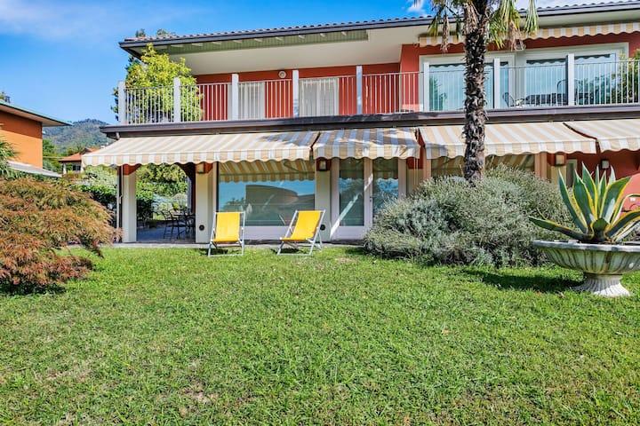 Preciosa villa en Barasso con jardín