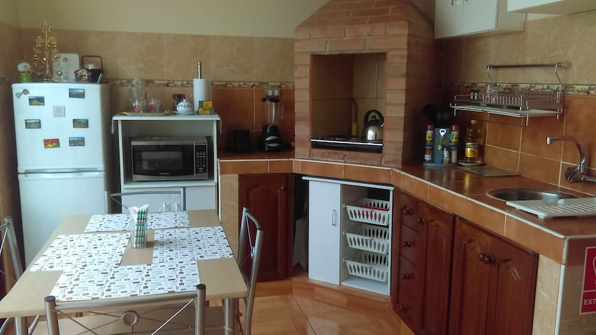Small penthose apartment in Surco