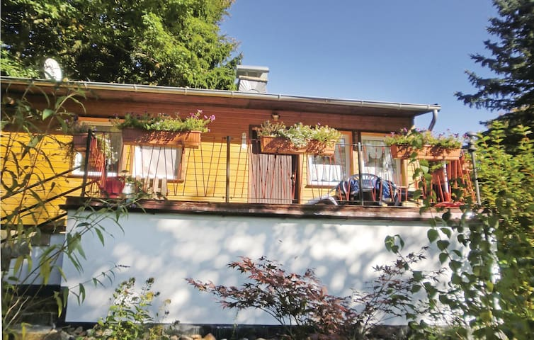 Holiday cottage with 1 bedroom on 38m² in Thale OT Friedrichsbr.