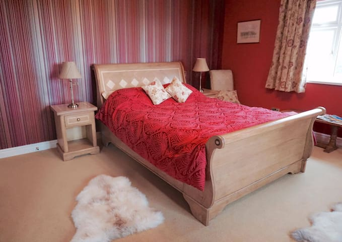 Lowlands Bed and Breakfast - Middleham - Oda + Kahvaltı