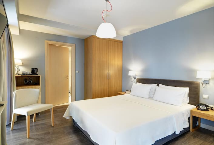 Superior Double in Hotel - Port Shuttle service