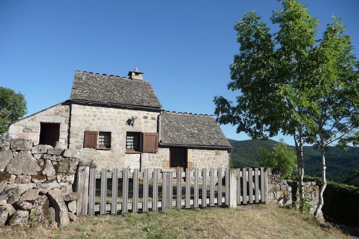 Notre Cabane préférée - Le Pont-de-Montvert - Ház