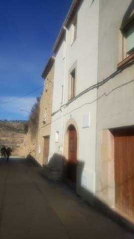 Casa rústica en les Garrigues - Cervià de les Garrigues - บ้าน