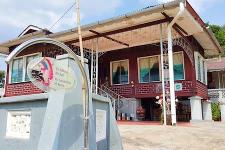 Modern Village House in Ayer Limau - Masjid Tanah