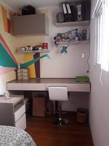 Co-Living and Co-Work. Boedo, Buenos Aires.