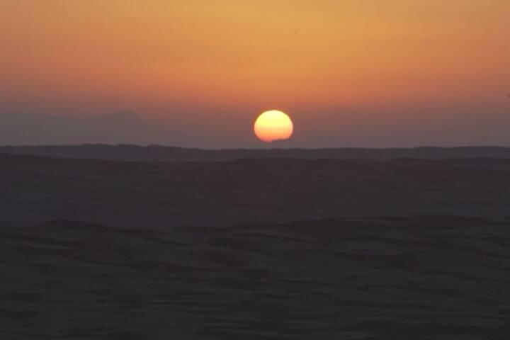 Wahiba Bedouin world