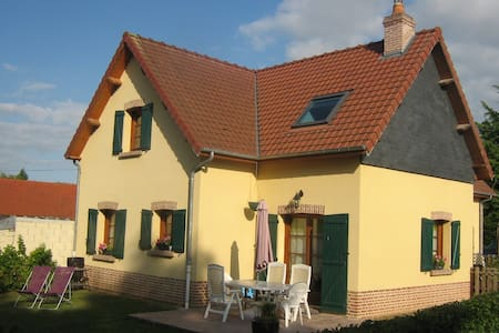 """La Briqueterie     """"chez bidou"""" - Quesnoy-le-Montant"""