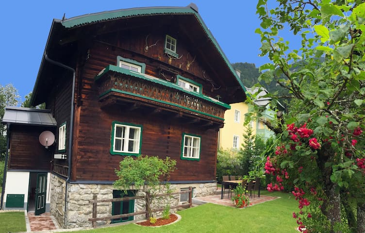 Your Chalet on Gastein's sunny side - Bad Gastein - Ev