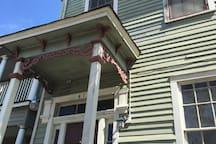 Historic House Near ForsythPark8minutes toRiver St
