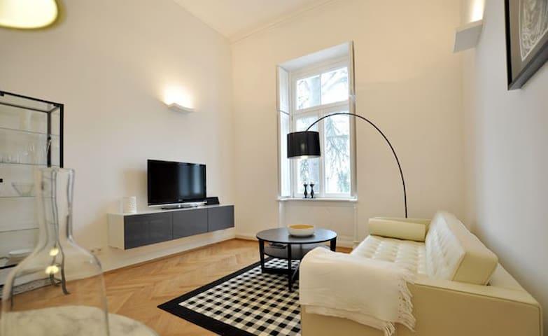 B1 - Bildhübsche 2-Zi-Whg, perfekte Lage - Bonn - Lägenhet