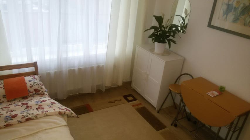 N1 Private, cozy small studio - Koekelberg - Dom