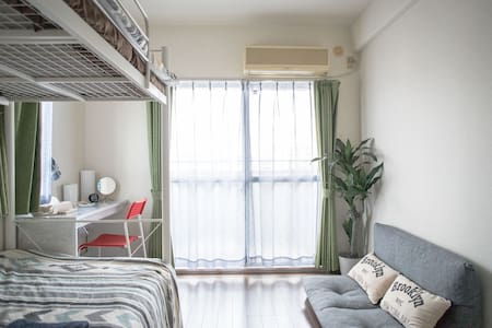 *NEW* 5min to Shijo-sta|Center|freeWiFi|Great view - Kyoto - Apartment