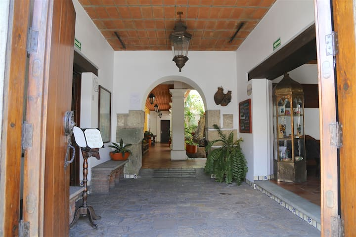 PARADOR DOMINICO - Oaxaca - Bed & Breakfast