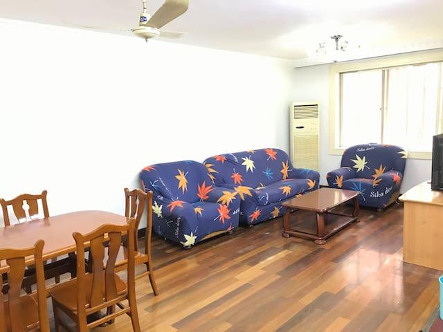 【小熊星】复旦新闻学院附近简约学生2房公寓短租