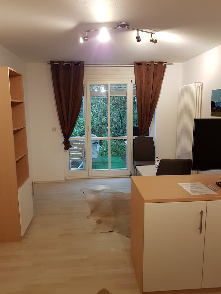 Studio Appartment in Kempten Allgäu FH Nähe