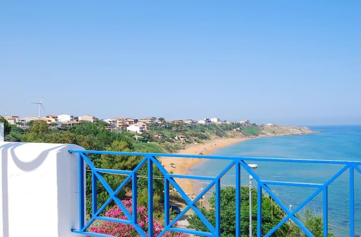 Japigium-CasaVacanze Seppia a pochi passi dal mare