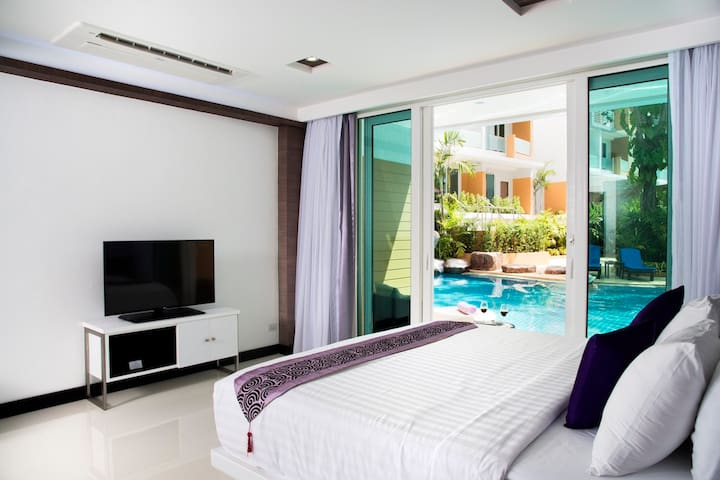Magnificent modern style room in Krabi - Ao Nang - Apartment