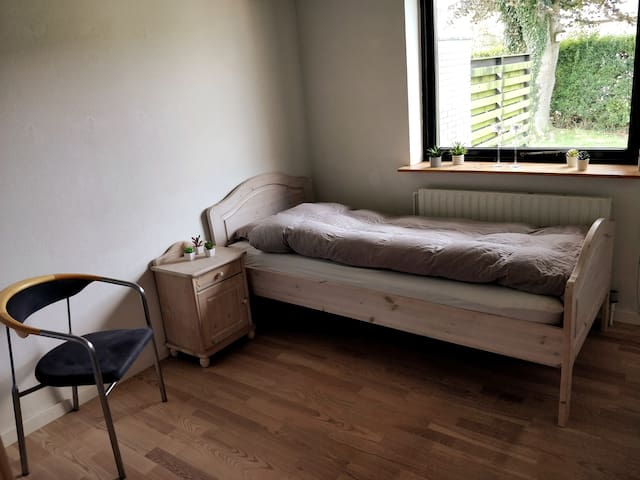 Lovely room with peace and quiet close to Aalborg