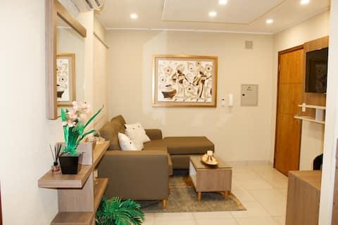 Nuevo Apartamento en Asunción totalmente equipado