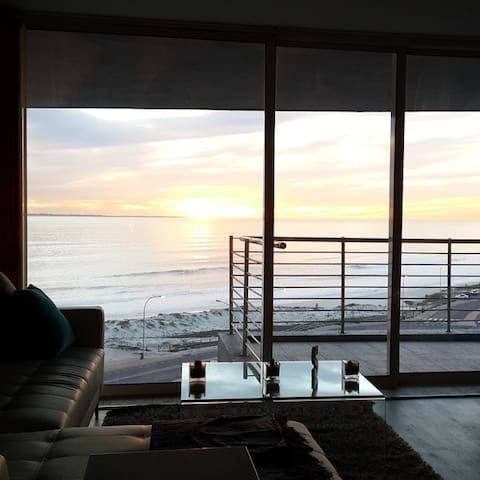 Ocean Views -  Kite Beach, Blouberg, Cape Town - Cape Town - Apartment