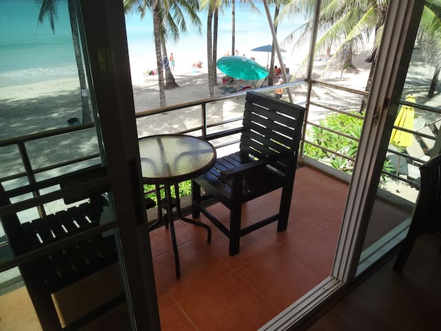 Oceanfront Suite, On the Beach