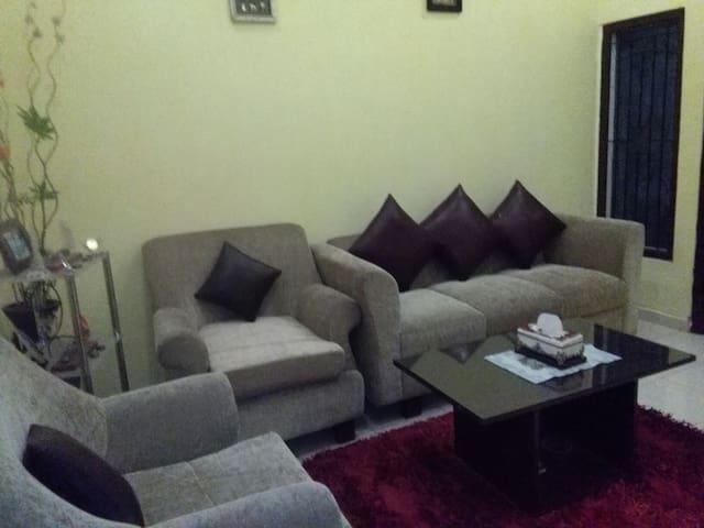 Rumah singgah kalimas