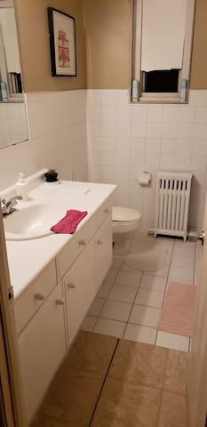 This is the washroom