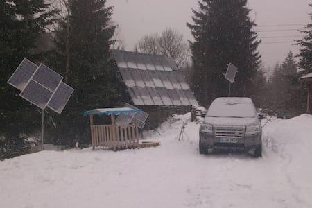 Ski Ferienhaus AKTUELL SCHNEE 45CM! Dresden Prag - Altenberg