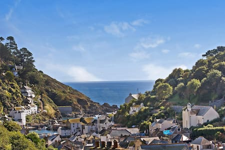 THE CROFTSIDE COTTAGE Free parking+Stunning Views